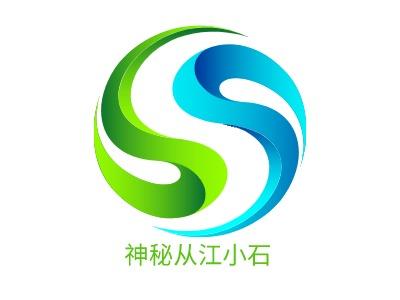 神秘从江小石公司logo
