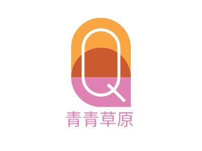 青青草原标志