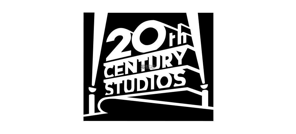 20世纪福斯探照灯新logo设计