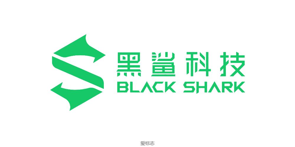 黑鲨科技logo设计