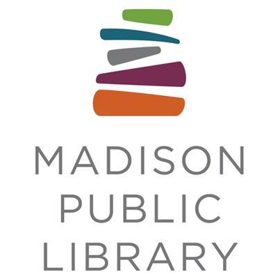 美国威斯康星州麦迪逊公共图书馆新Logo