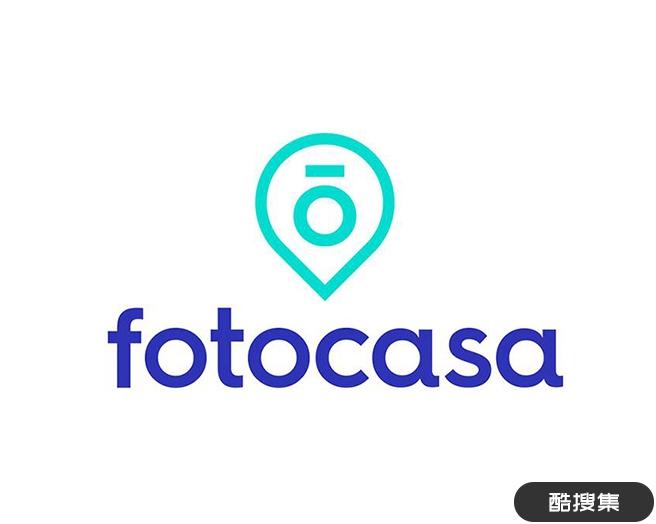 房地产网站Fotocasa 标志设计