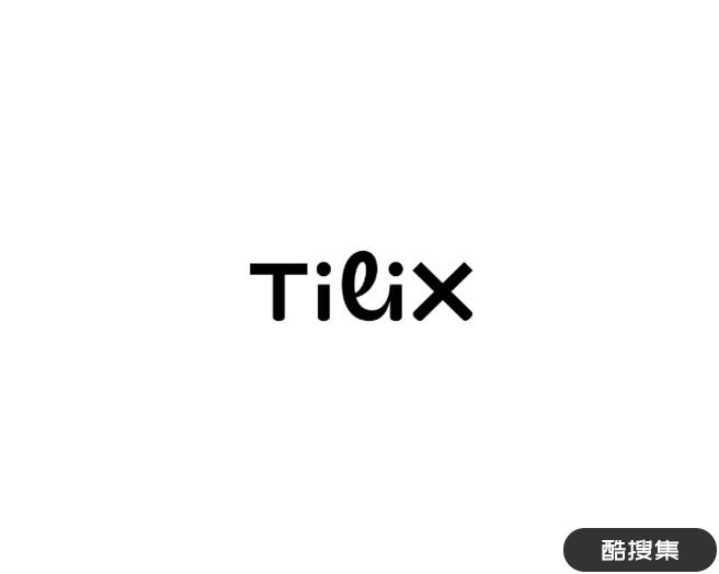 金融科技应用程序Tilix的标志设计设计