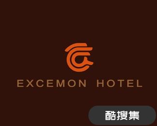 excemon酒店标志
