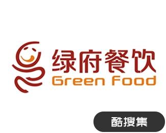 绿府餐饮标志