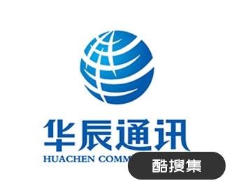 华辰电力通讯logo