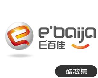 E百佳通讯标志设计