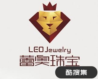 蕾奥珠宝标志设计