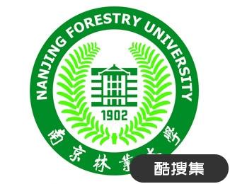 南京林业大学校徽标志