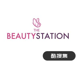 美容用品公司标志设计