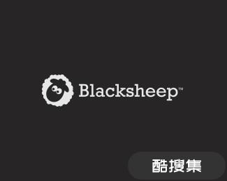 黑羊服饰标志设计
