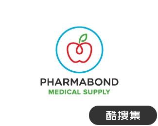 Pharmabond医疗标志设计