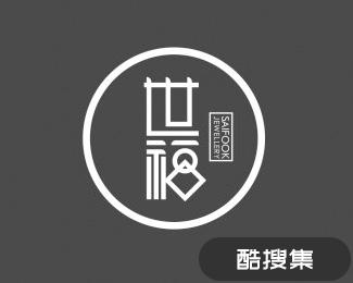 世福珠宝品牌标志设计