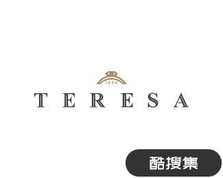 特丽莎珠宝店标志设计