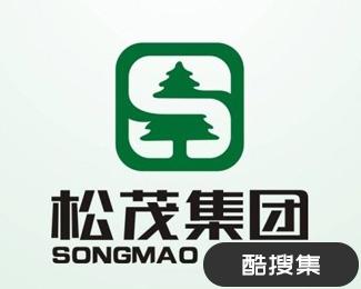 松茂集团房地产标志设计