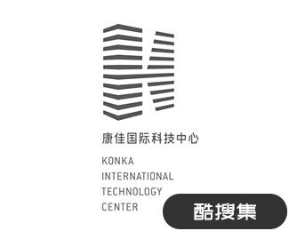 康佳国际科技中心标志设计