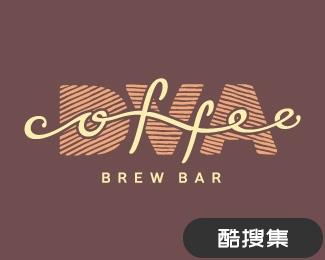 DVA咖啡标志