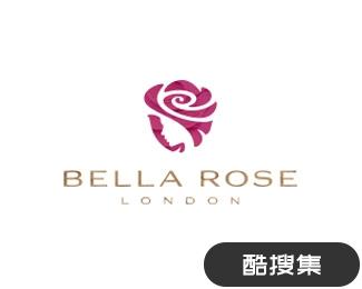 伦敦贝拉玫瑰美容中心标志