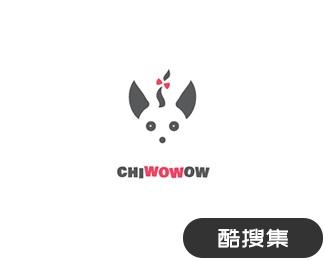 CHIWOWOW宠物美容标志设计