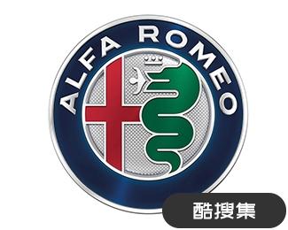 意大利汽车品牌 阿尔法・罗密欧车标标志设计