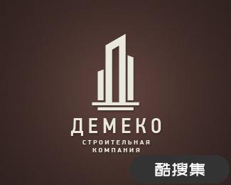 国外建筑公司标志设计