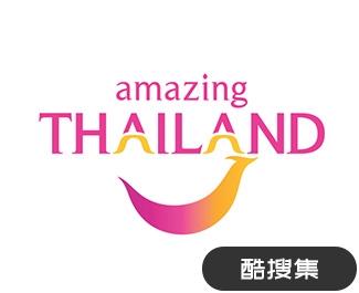 2015泰国旅游宣传logo标志设计