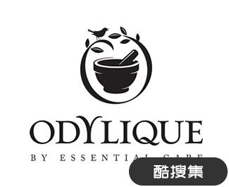 英国有机护肤品牌Odylique logo