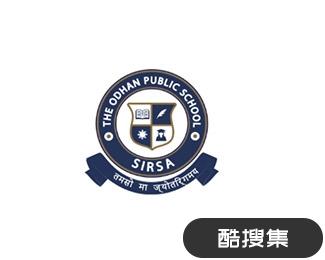 印度学校标志设计