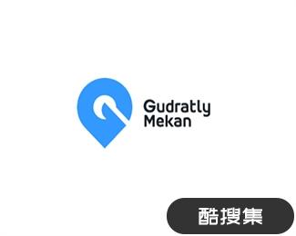GudratlyMekan建筑公司标志设计