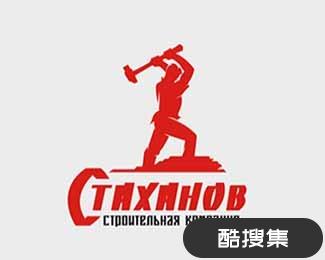 Ctaxahob建筑公司标志设计