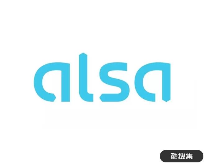 交通运输公司Alsa 标志设计