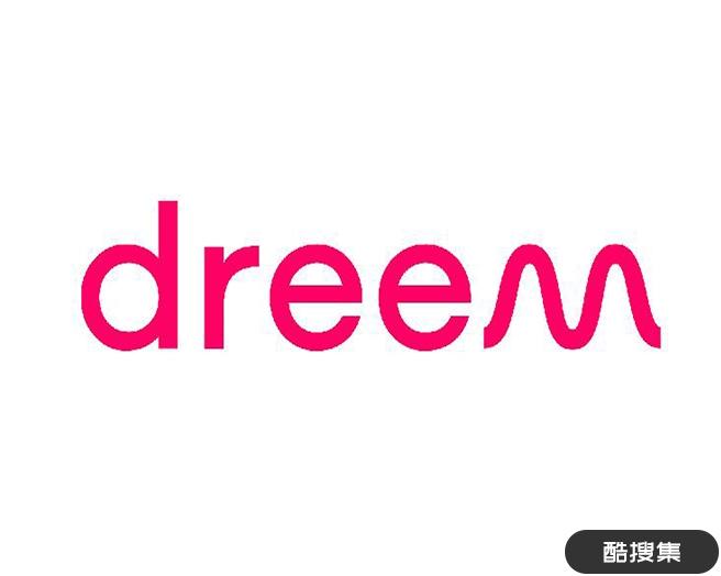 睡眠科技公司Dreem标志设计