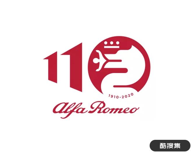 意大利汽车公司阿尔法・罗密欧标志设计