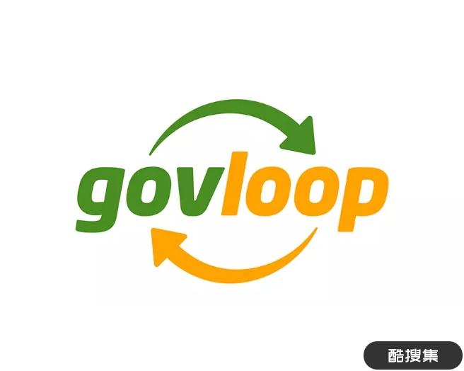 美国政府公务员线上培训平台GovLoop 标志设计