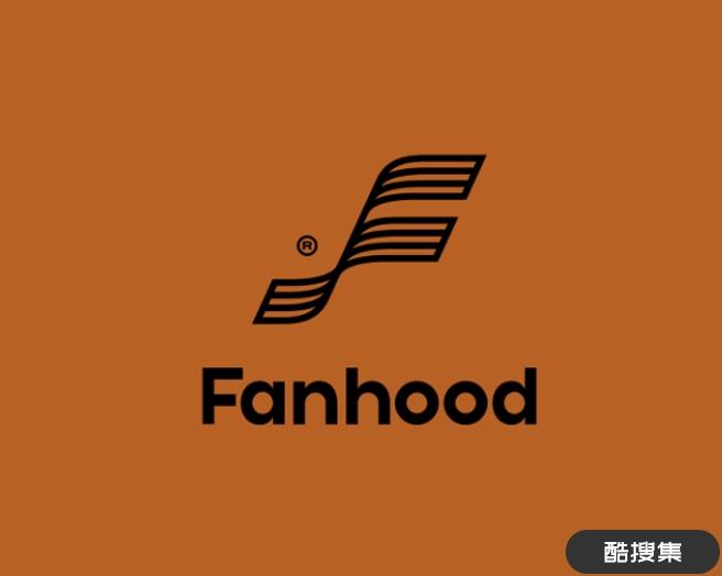 篮球爱好者通讯会员Fanhood 标志设计