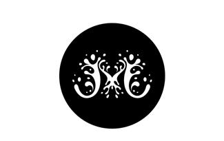 M字母创意标志LOGO