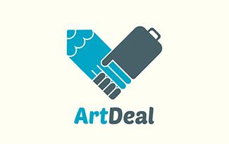 ArtDeal标志LOGO