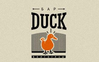 Bar Duck标志LOGO