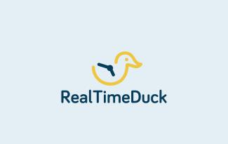 RealTimeDuck标志LOGO