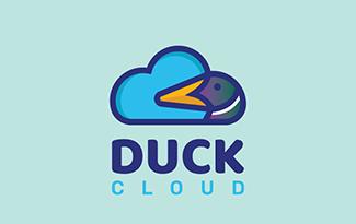 DuckCloud标志LOGO