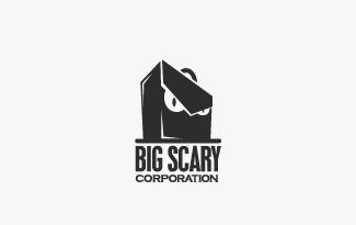 BigScary标志LOGO