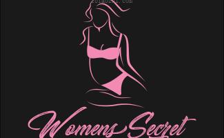 SecretWoman内衣店logo