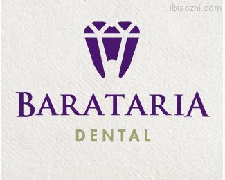 巴拉塔里亚牙科标志LOGO